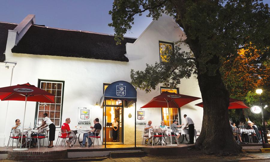 Stellenbosch Kitchen: A Friend Indeed