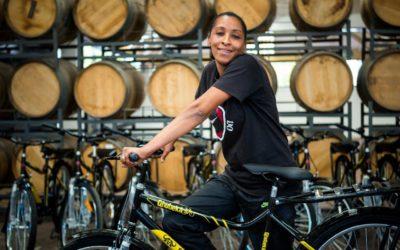 Feroska Sitter: A brave new world of bicycles