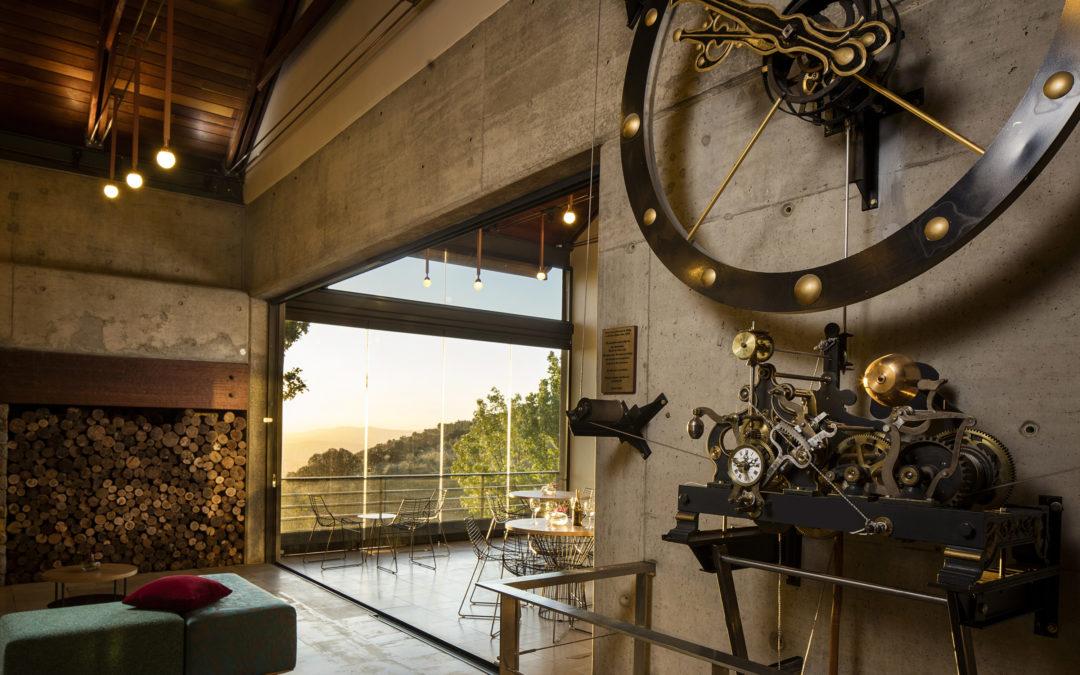 Tokara Director's Reserve: The Vertical Experience