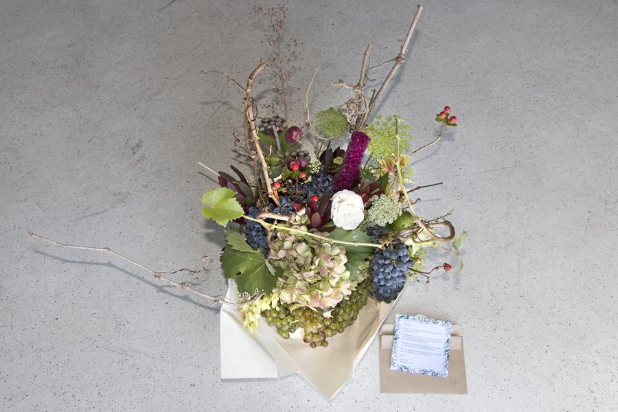 Backsberg meets botanical design in a sensory depiction of their 2018 harvest
