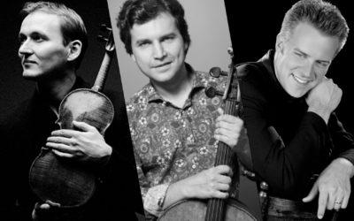 The Endler Concert Series Presents: Prestige Trio