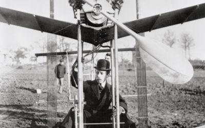 Santos Dumont: High-flyer