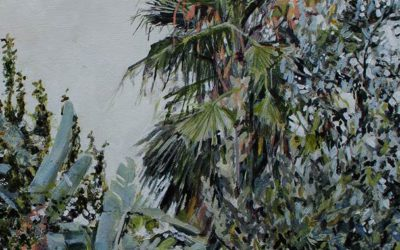 Create something beautiful – join an oil paint workshop
