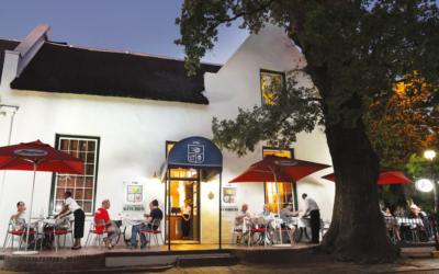 Stellenbosch Kitchen: A Friend Indeed