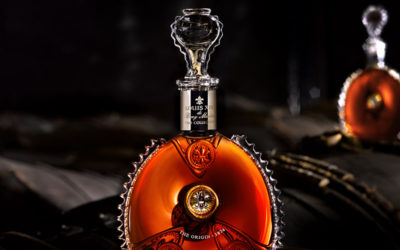 An evening with Louis XIII at Delaire Graff Estate