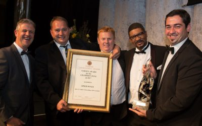 Spier wins first-ever Veritas Vertex award for overall champion wine