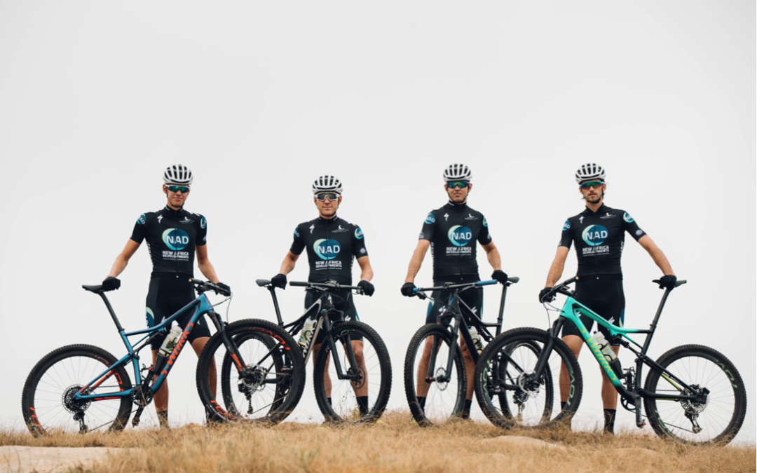 NAD MTB Team grows from strength to strength.
