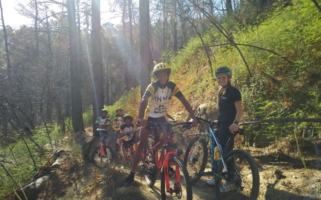 Cape Epic beneficiaries partner on conservation project