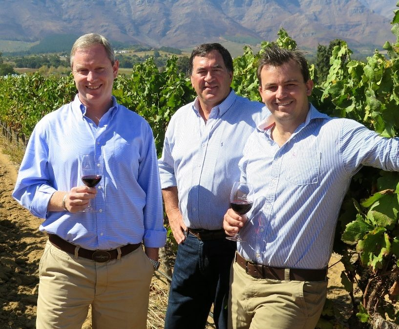 Kleine Zalze winery named Best New World Producer of the Year in the UK