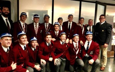 Paul Roos strongly represented in WP youth teams
