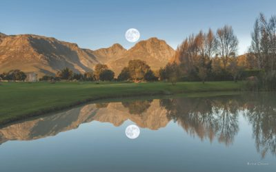 Celebrate the full moon at Waterford