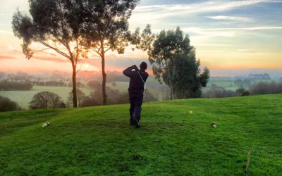 The best golf courses