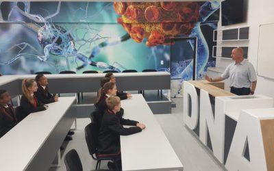 Stellenbosch High School boasts hypermodern science classrooms