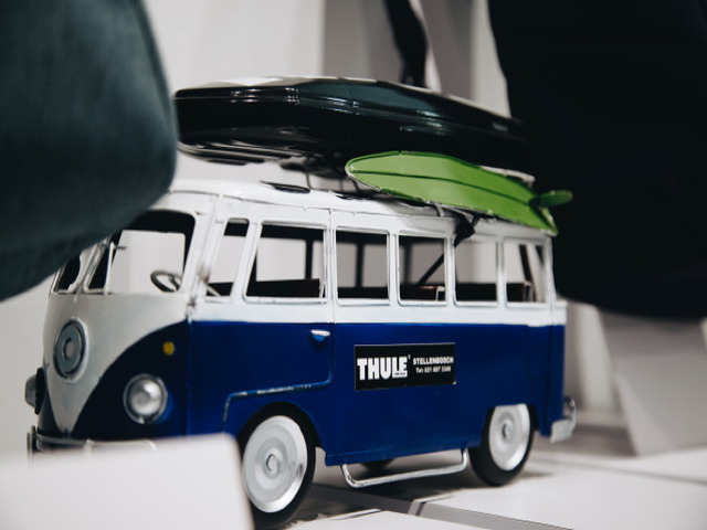 Thule Stellenbosch has a new home and a new look