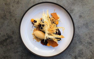 New summer dishes grace the table at Grande Provence