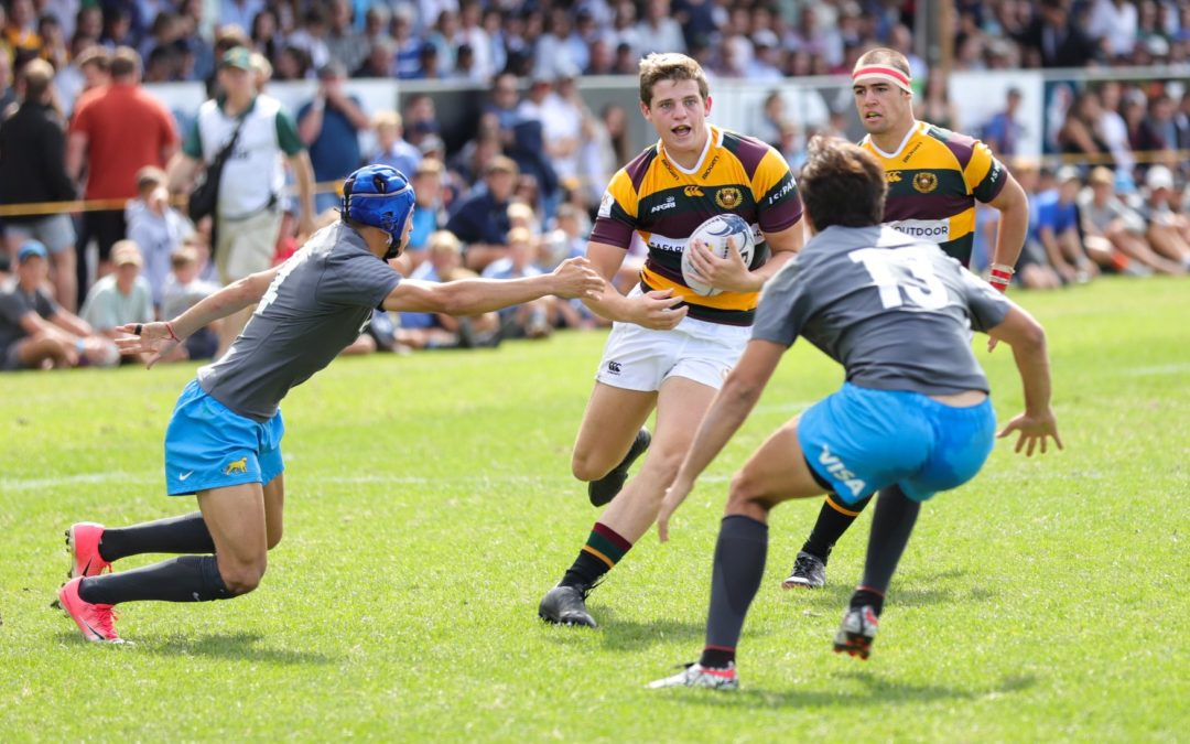 Strong SA line up for World Schools Festivals