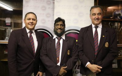 Mohammad Karaan new President of the Maties Rugby Club