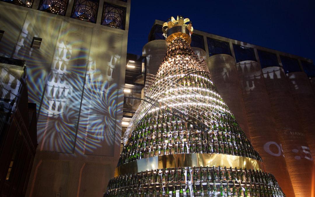 The Golden Tree Lighting Ceremony