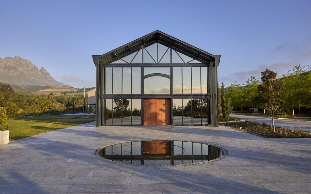 A new era in Winelands luxury
