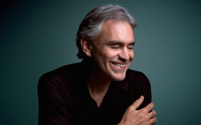 Andrea Bocelli to perform in the Valley Of Life