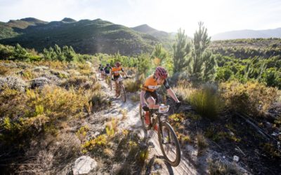 Women fly high at Absa Cape Epic