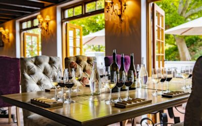 Wine and dine with Lanzerac's Executive Chef & Cellar Master