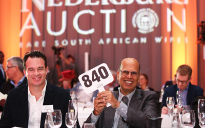 Nederburg Auction evolves into Cape Fine & Rare Wine Auction