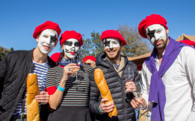 Dress to impress at this year's Franschhoek Bastille Festival