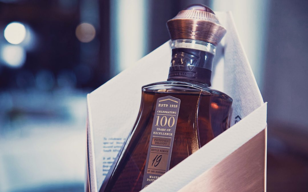 Investing in the future: KWV launches SA's most exclusive brandy