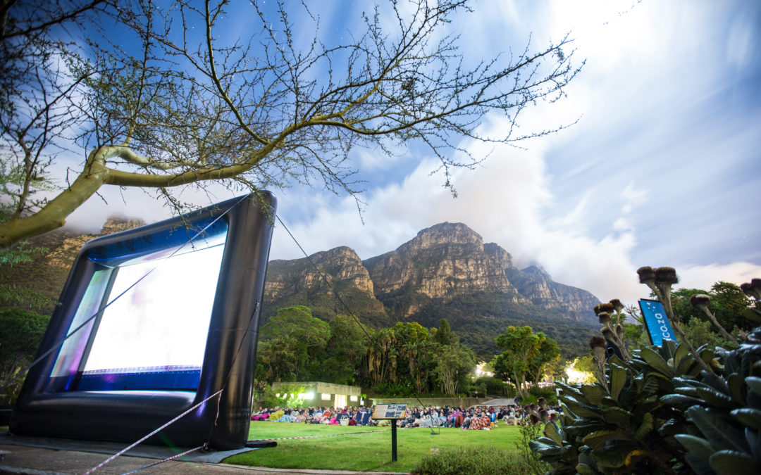 Hello summer -The Galileo Open Air Cinema returns