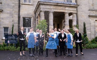 Former Somerset West chef Jean Delport receives Michelin Star