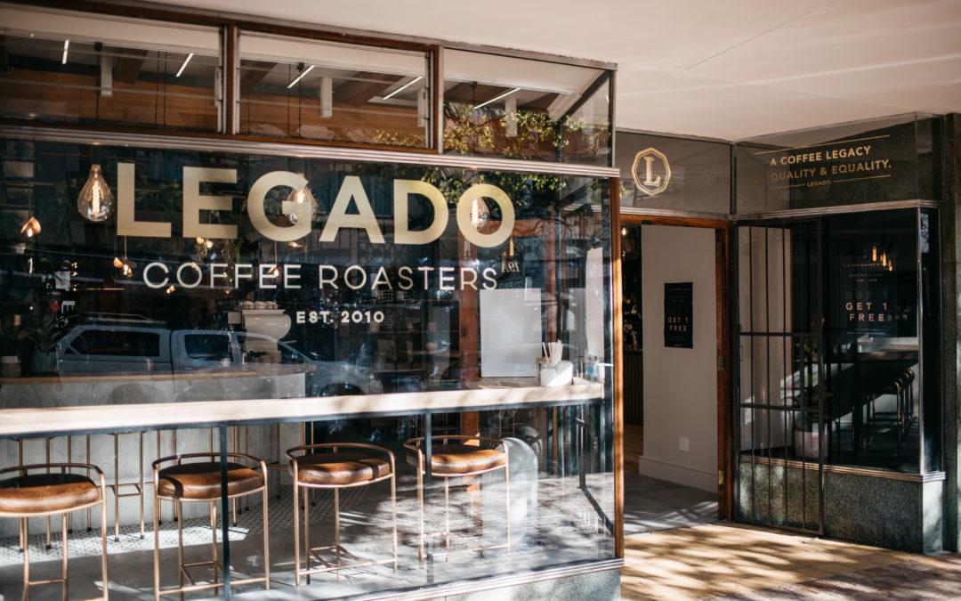Legado Coffee Roasters Opens Flagship Store in Stellenbosch