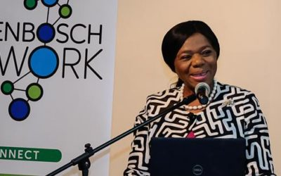 Creating opportunity: the launch of the Stellenbosch Network