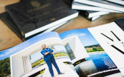 """Pride of the bottelary – the launch of the """"Hazendal 320"""" book"""