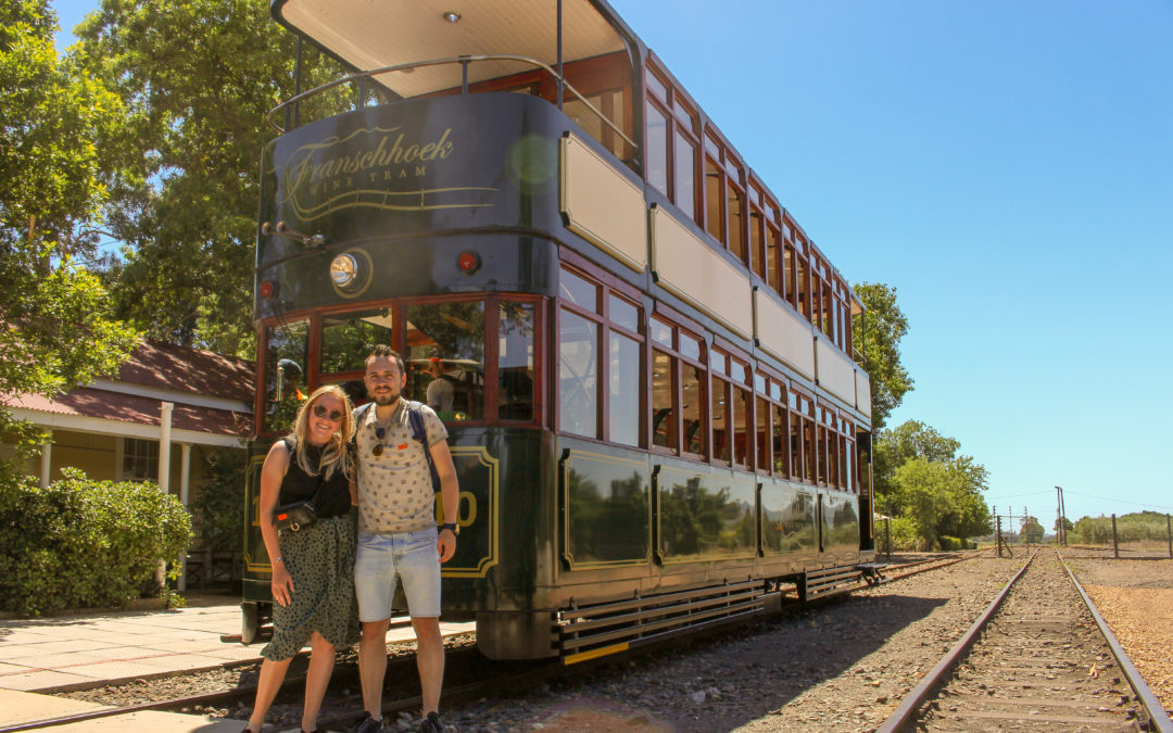 Explore the Winelands by tram