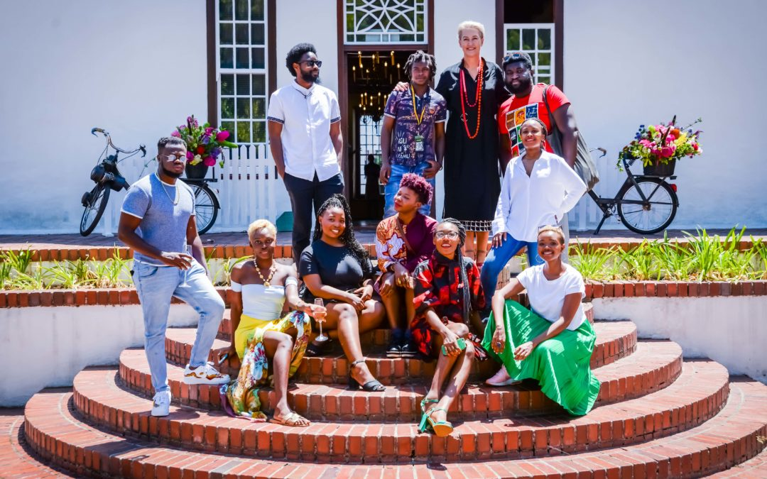 Stellenbosch Triennale: On the Cusp