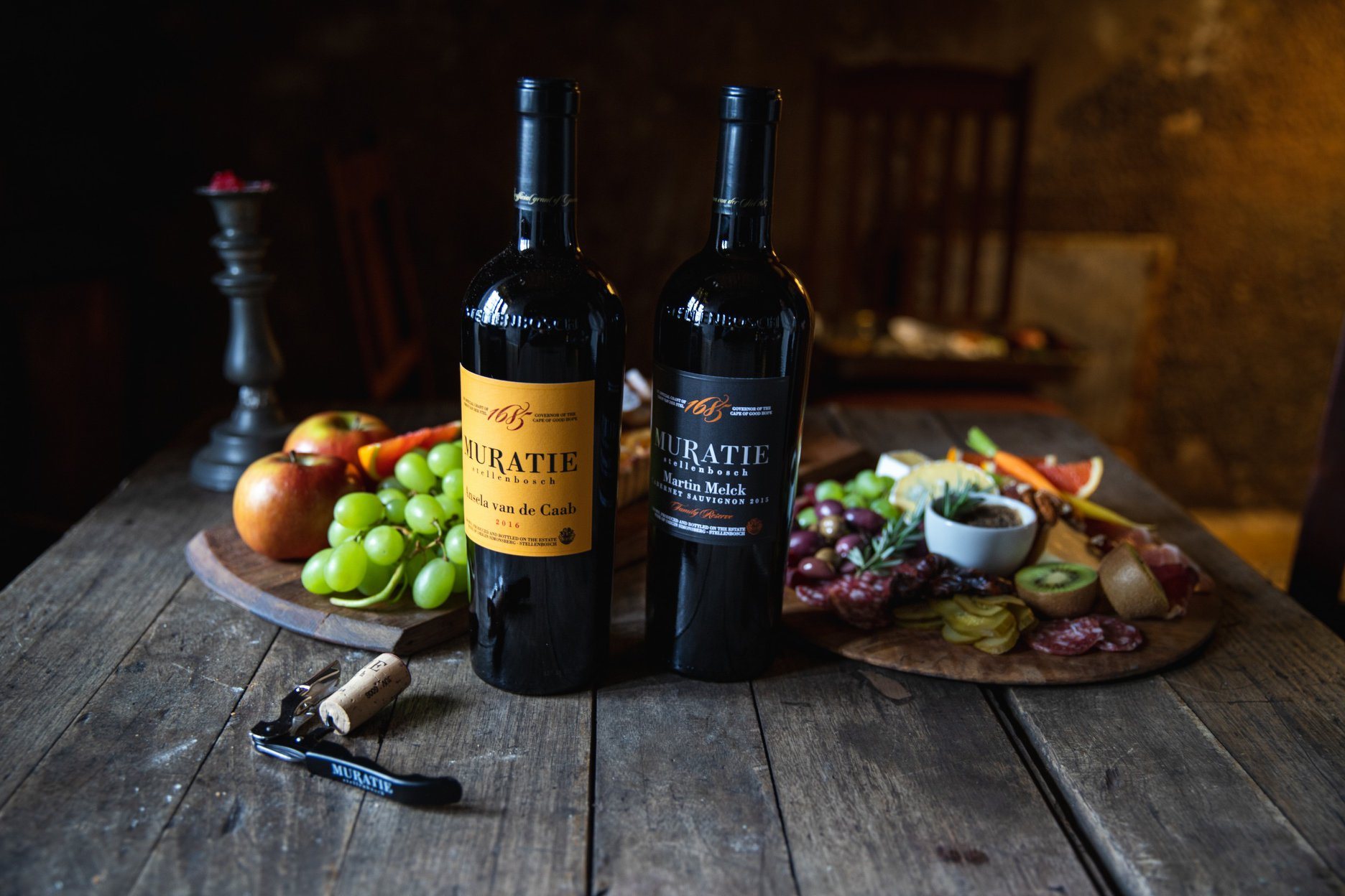 Muratie Wine Estate, support local businesses