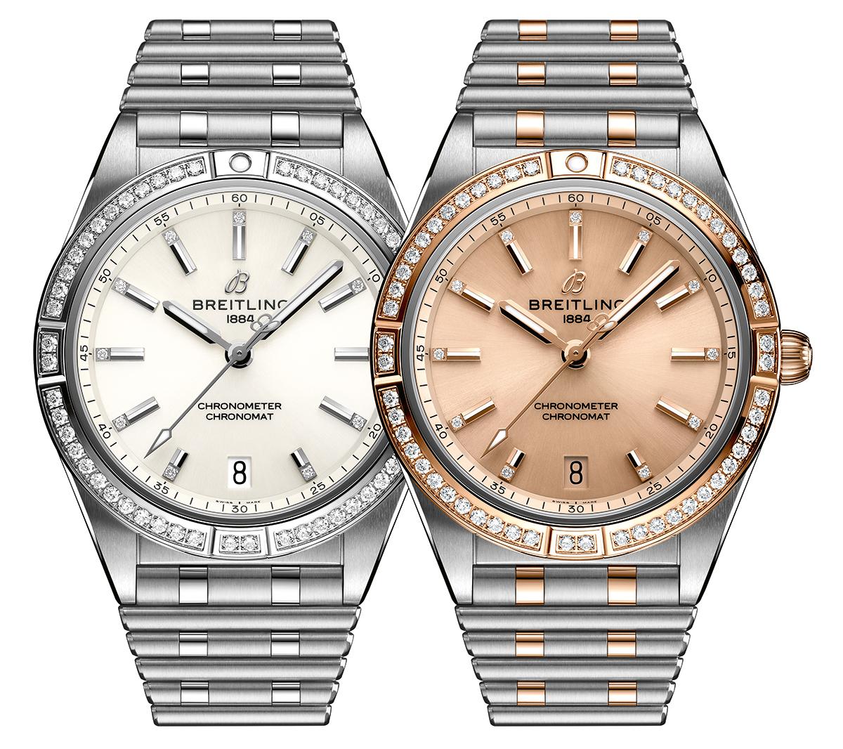 Luxury watch sector