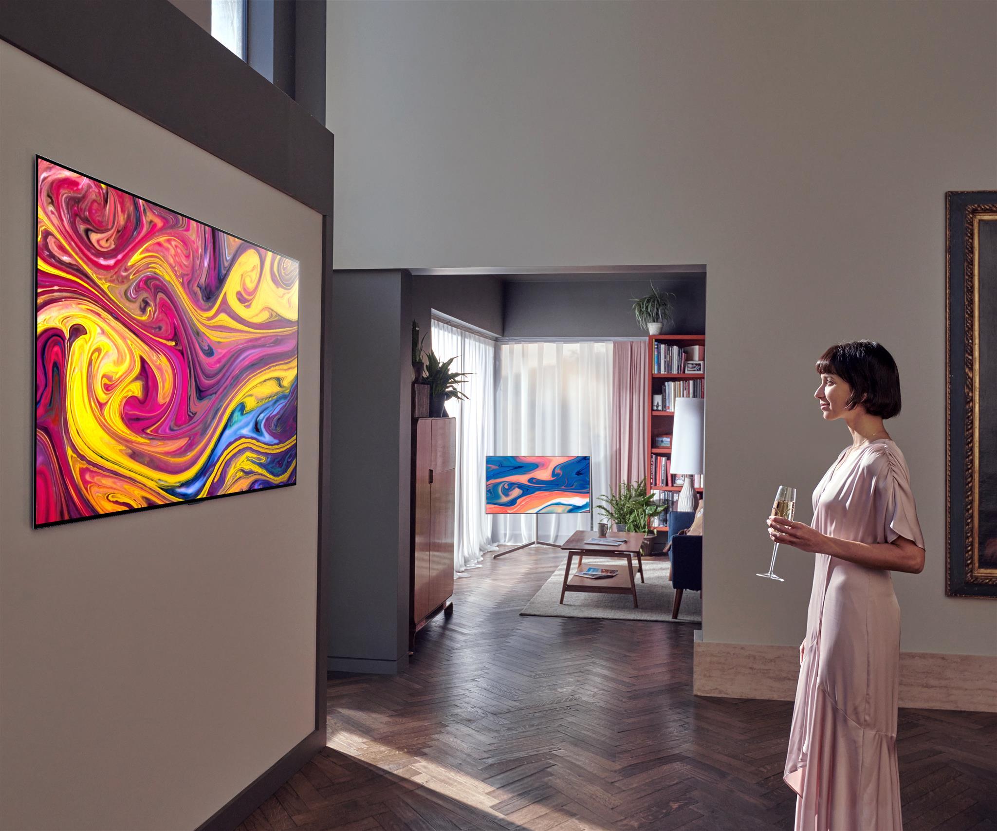 LG G1 OLED evo Gallery Design TV