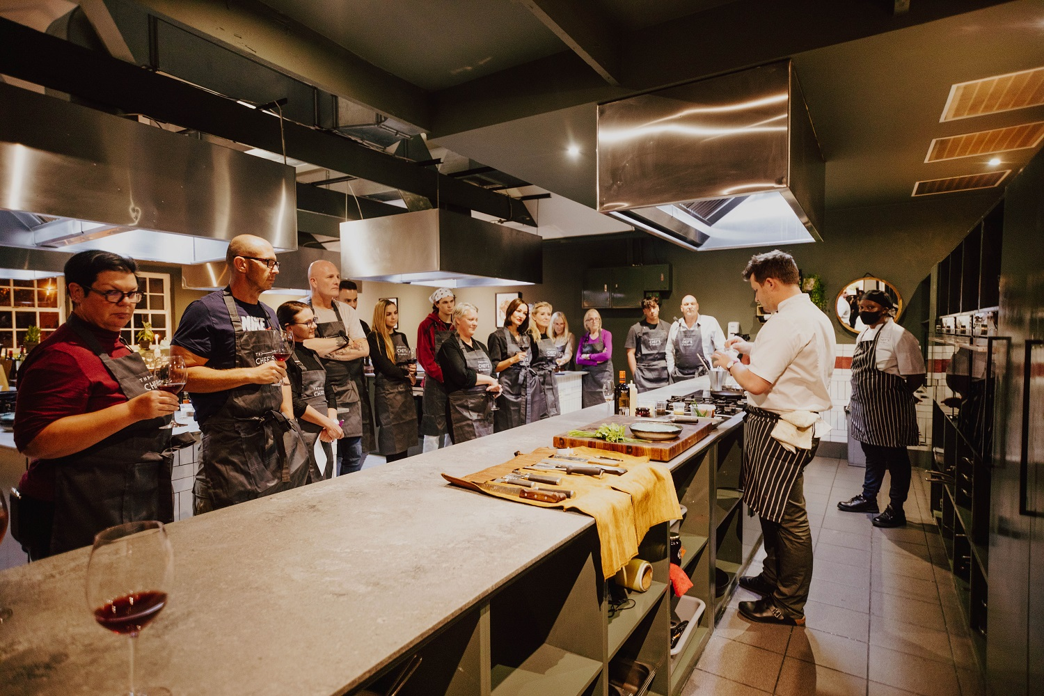 The Chef's Studio, TEN THINGS TO DO THIS SPRING